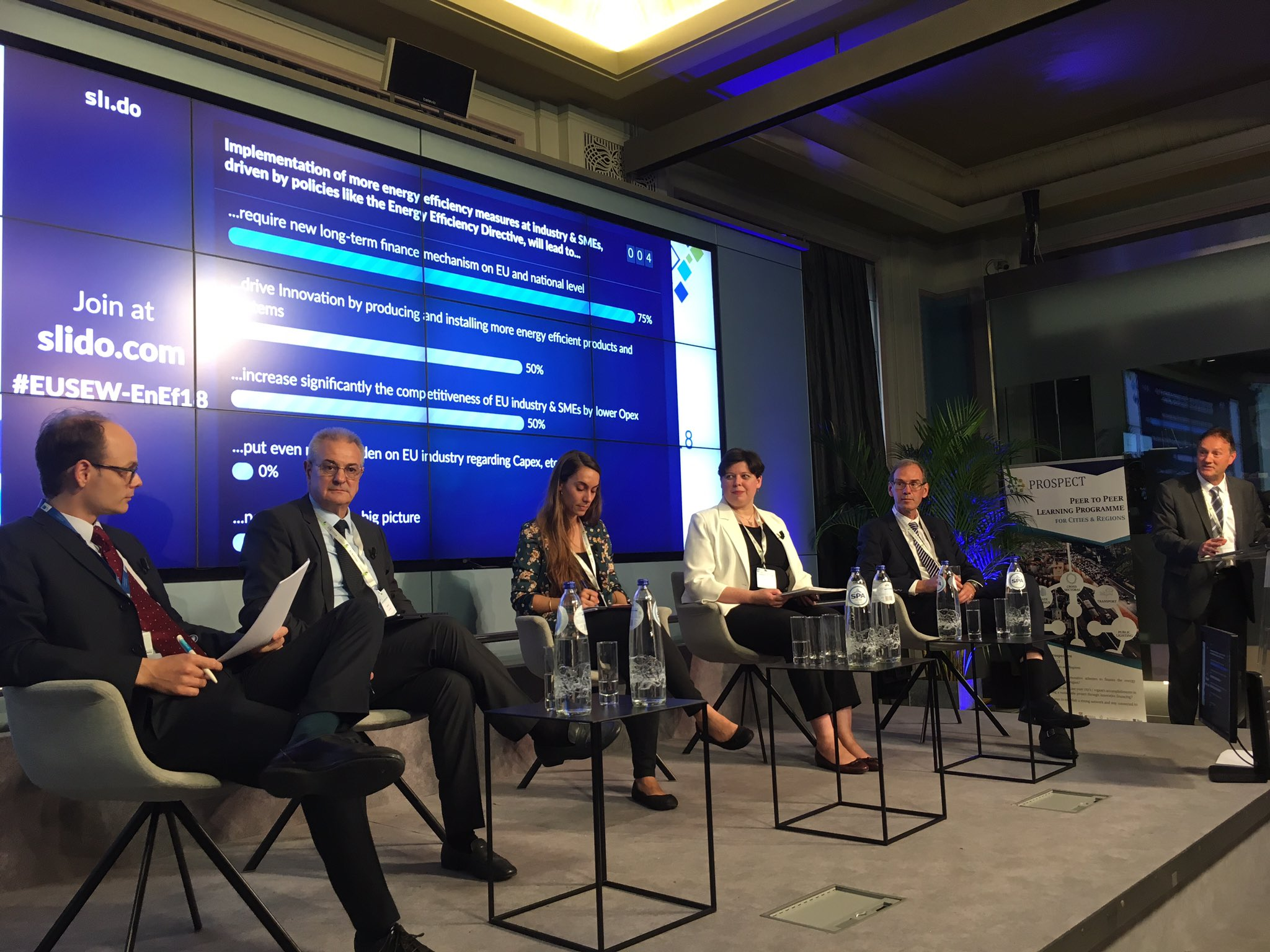 INTAS presented at EUSEW 2018 conference